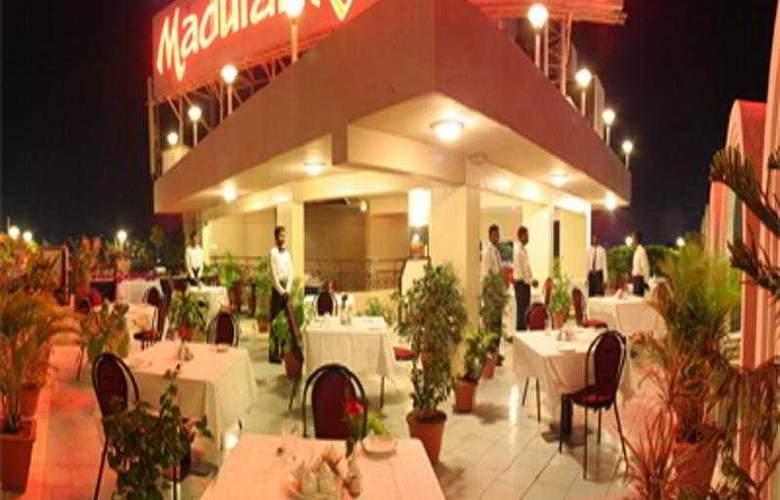 Madurai Residency - Restaurant - 7