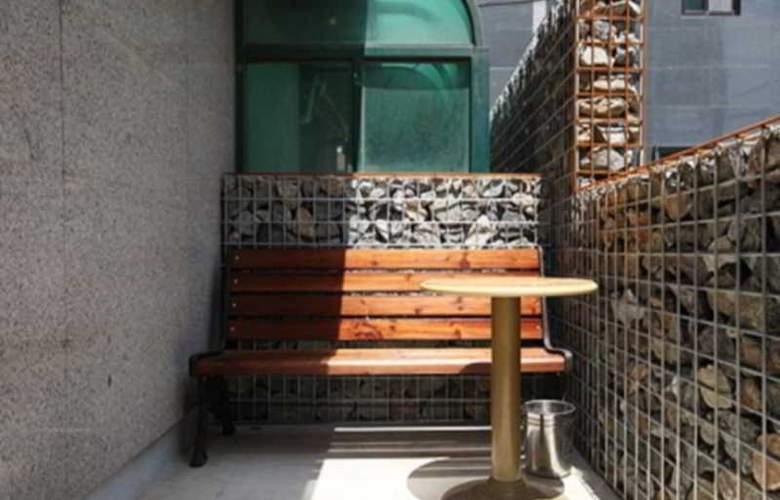 Seoul 53 hotel - Terrace - 11