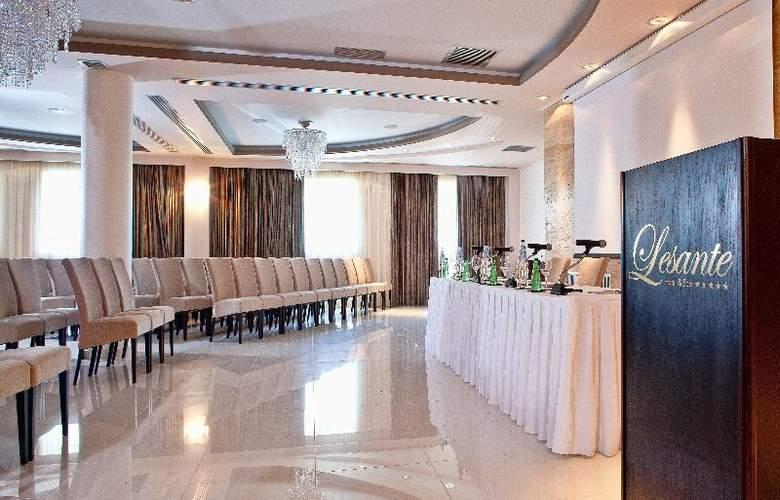 Lesante Hotel & Spa - Conference - 14