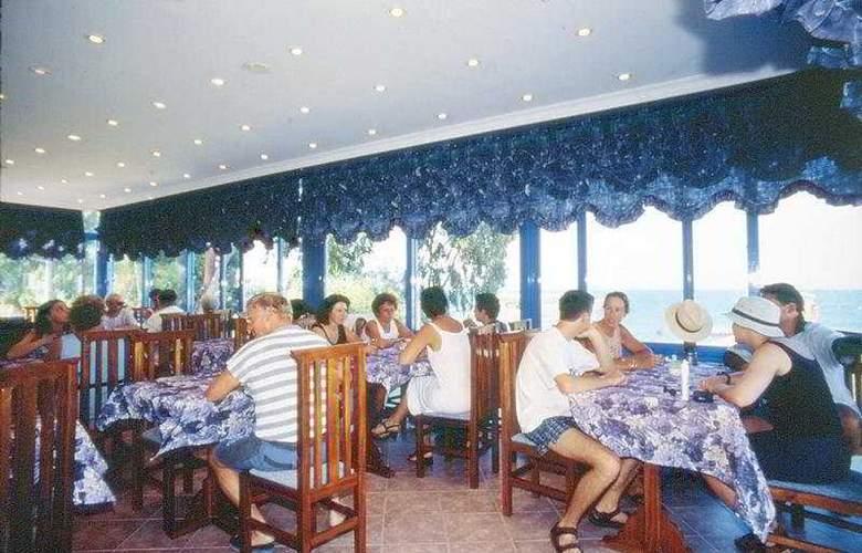 Sky Sea Gokdeniz Hotel - Restaurant - 8
