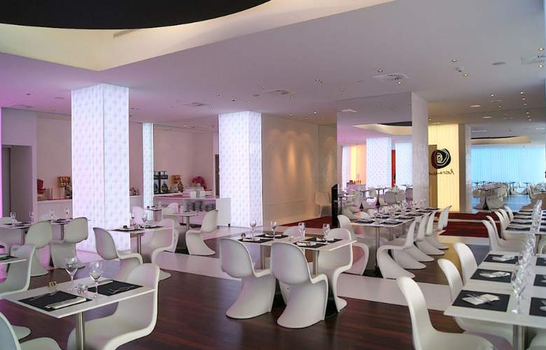 Airport Hotel Basel - Restaurant - 8
