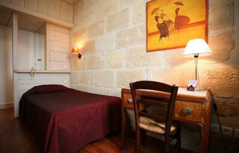 QUALYS-HOTEL LA TOUR INTENDANCE - Room - 2