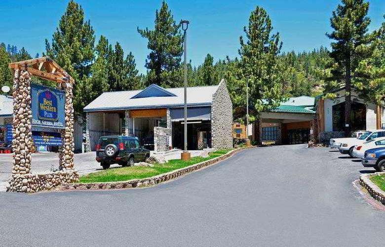 Best Western Plus High Sierra Hotel - Hotel - 78