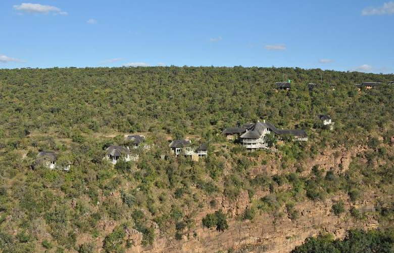 Clifftop Exclusive Safari Hideaway - Hotel - 10