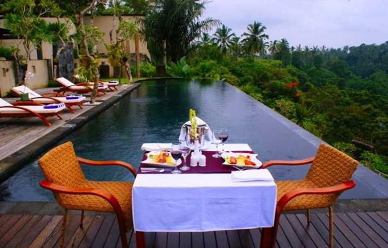 Alam Ubud Culture Villas & Residence - Pool - 4