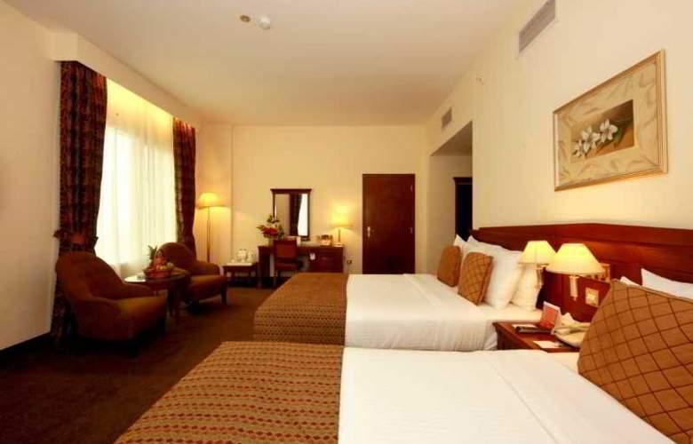 Howard Johnson Hotel Bur Dubai - Room - 9