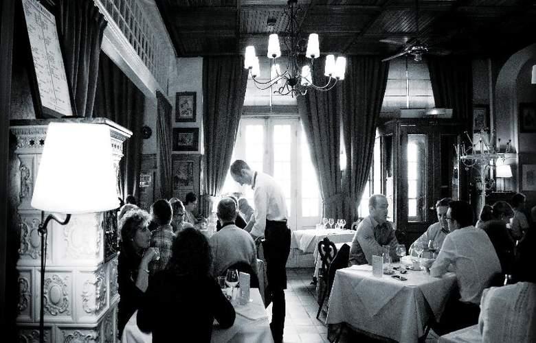 Best Western Grand Bristol - Restaurant - 74