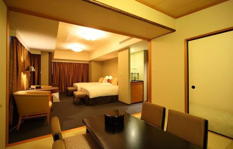 Hotel Metropolitan Nagano - Room - 11