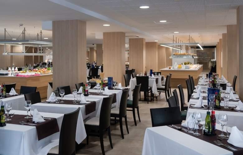 Medplaya Rio Park - Restaurant - 5