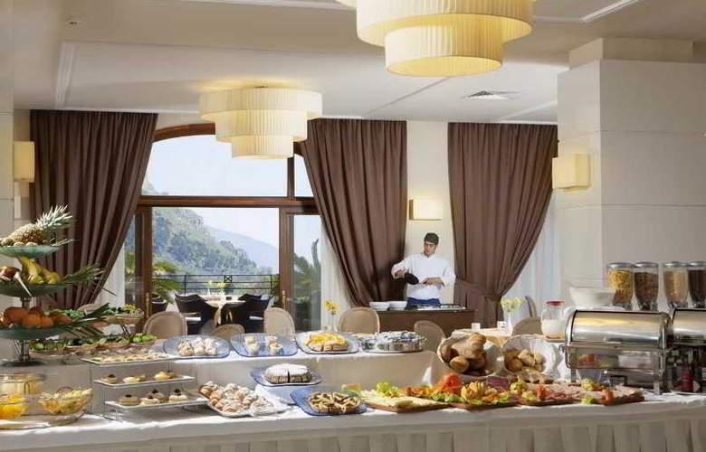 Nastro Azzurro & Occhio Marino Resort - Restaurant - 9