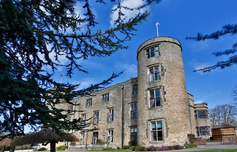 Best Western Walworth Castle Hotel - Hotel - 64