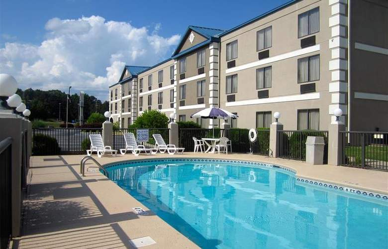 Best Western Executive Inn & Suites - Pool - 33
