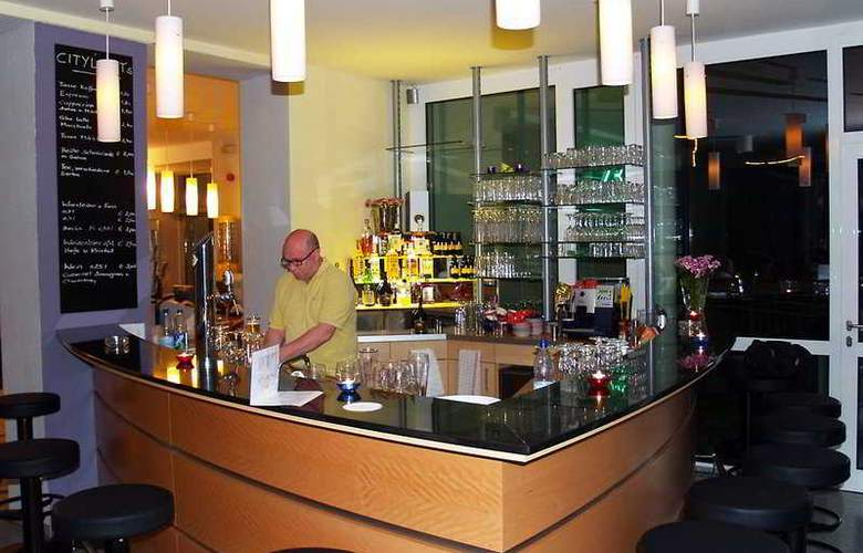 Citylight Hotel Berlin - Bar - 5