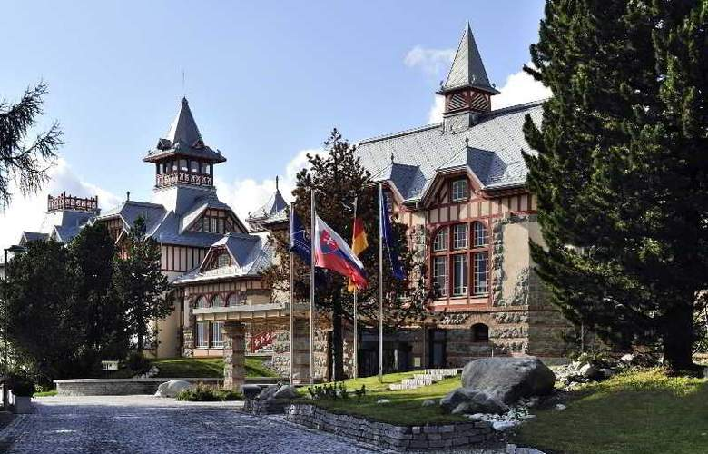 Grand Hotel Kempinski High Tatras - Hotel - 9