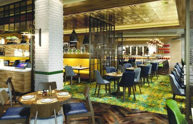 Hilton London Bankside - Restaurant - 8