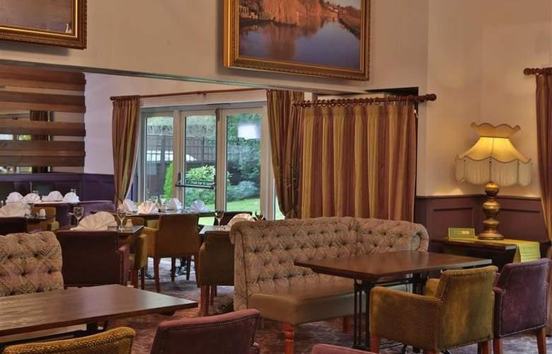 Best Western Henley Hotel - Restaurant - 138