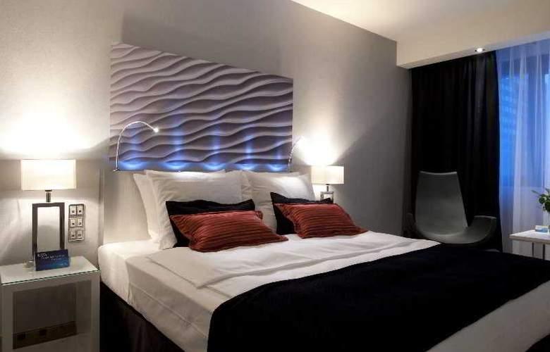 Radisson Blu Scandinavia Hotel Düsseldorf - Room - 4