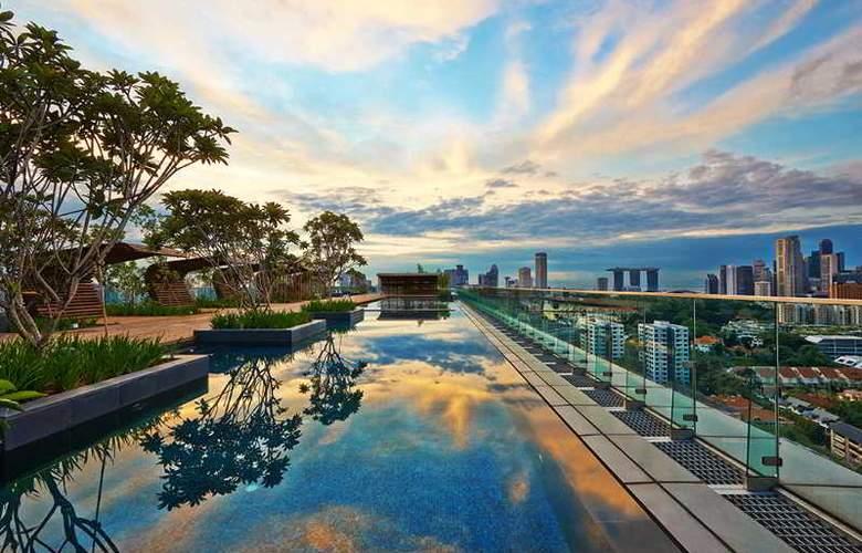 Jen Orchardgateway Singapore - Pool - 13