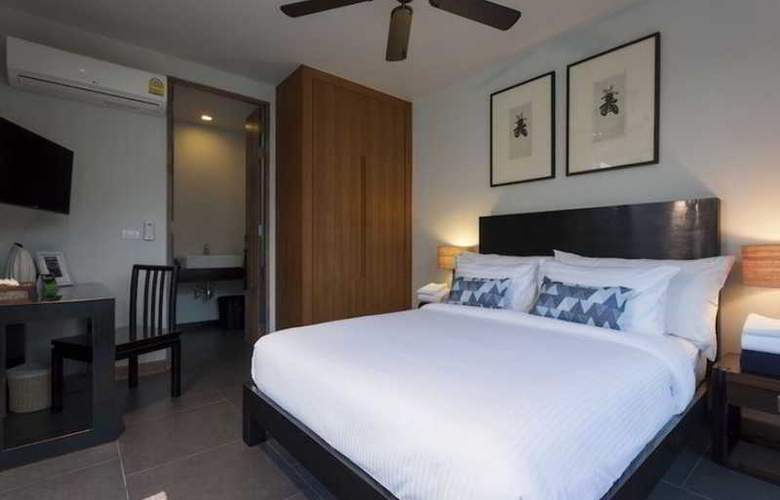 Two Villas Holiday Wings Phuket Villa, Layan Beach - Room - 7
