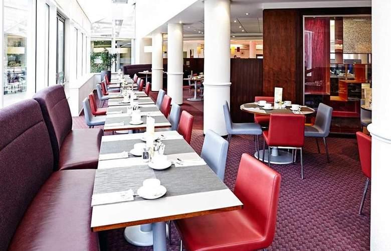 Novotel Sheffield Centre - Restaurant - 73