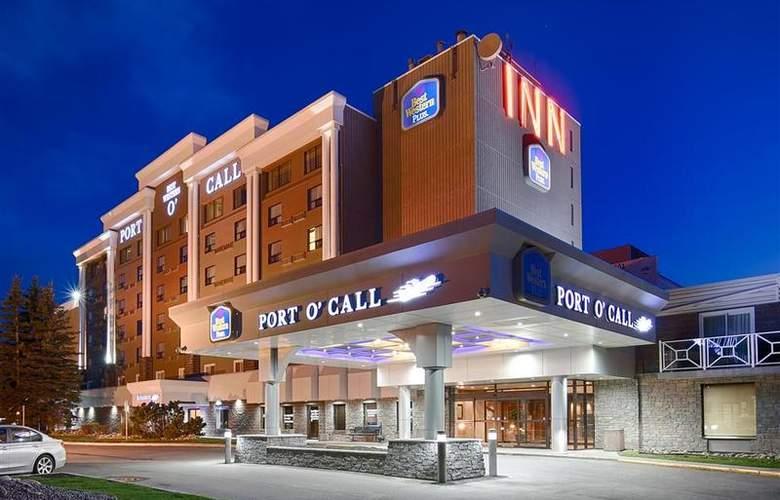 Best Western Port O'Call Hotel Calgary - Hotel - 96