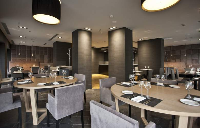 Zenit Vigo - Restaurant - 2
