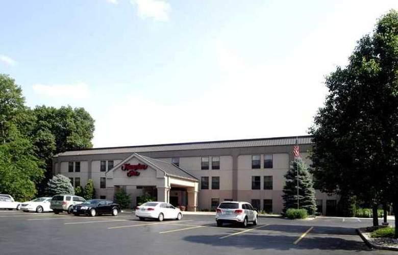 Hampton Inn Portage - Hotel - 8