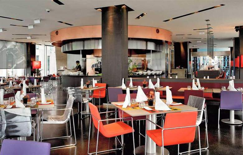 Novotel Barcelona City - Restaurant - 54