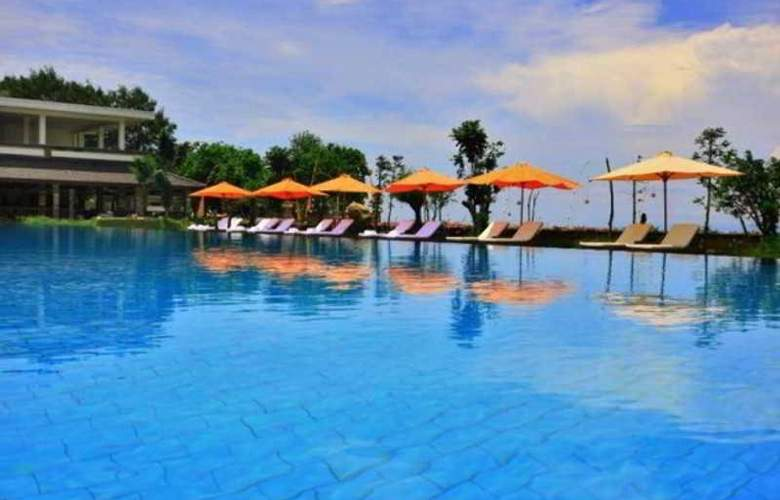 Hotel Ombak Sunset - Pool - 3