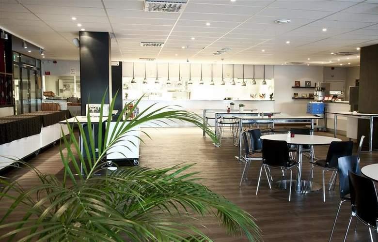 Best Western Plus Hotel Mektagonen - Restaurant - 81