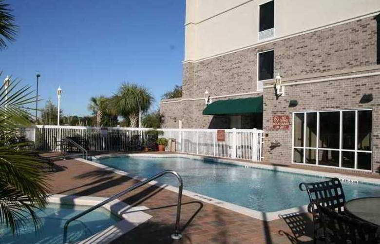 Hampton Inn Jacksonville East Regency Square - Hotel - 9