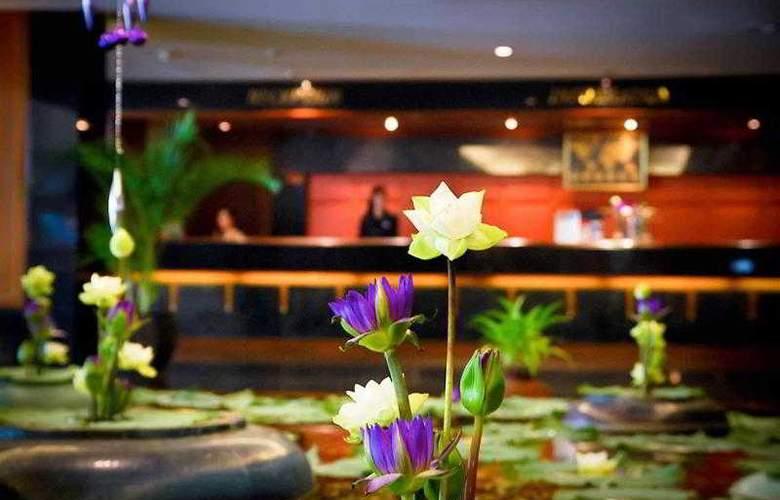Bangkok Hotel Lotus Sukhumvit - Hotel - 15