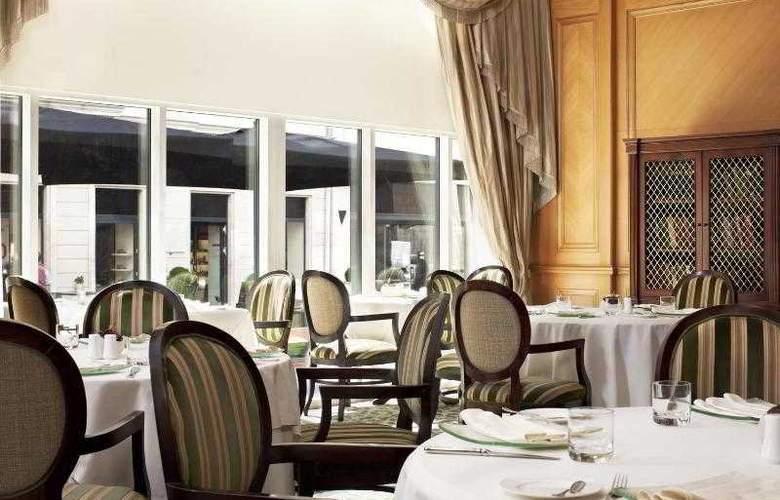 The Ritz-Carlton Budapest - Restaurant - 25