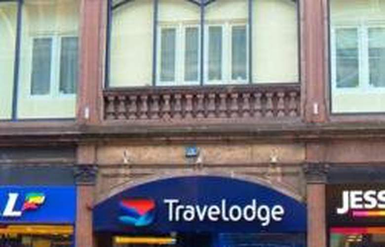 Travelodge Edinburgh Shandwick Place - Hotel - 0