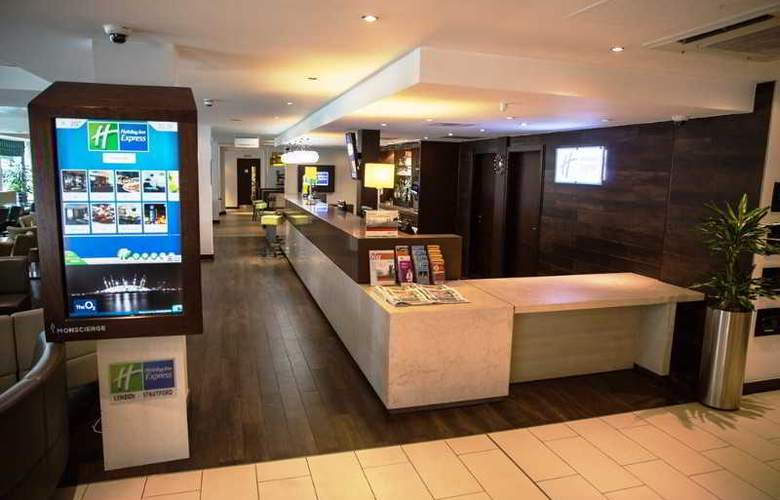 Holiday Inn Express London Stratford - General - 5