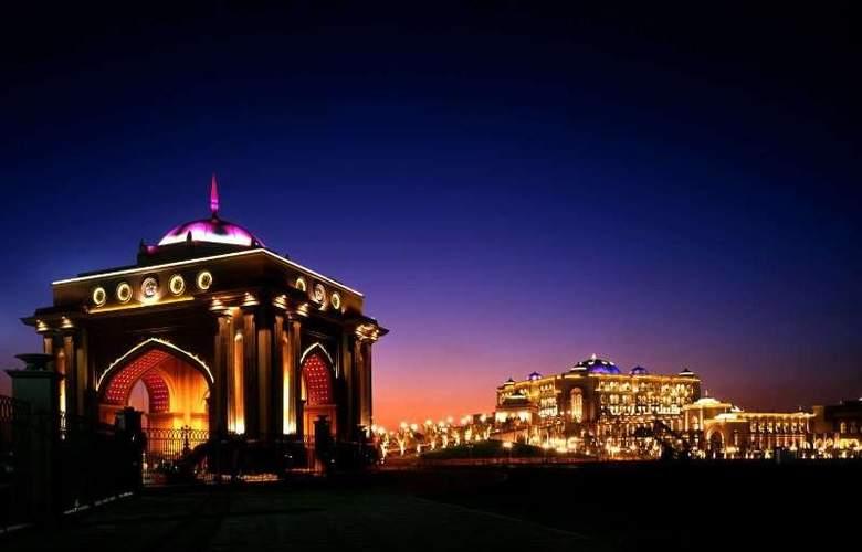 Emirates Palace - Hotel - 12