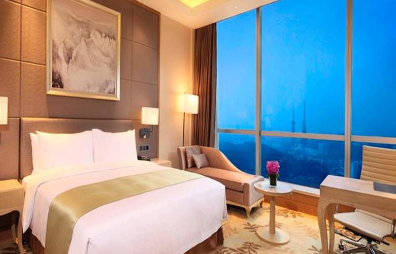 DoubleTree by Hilton Hotel Guangzhou - Science City - Room - 13