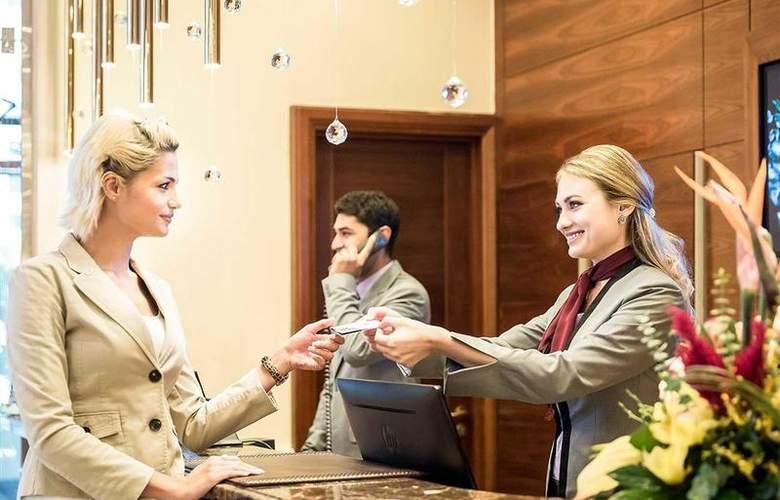 Majlis Grand Mercure Residence - Hotel - 25