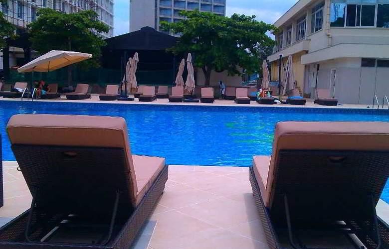 Pullman Kinshasa Grand Hotel - Pool - 19