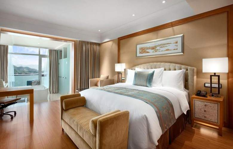 Hilton Hangzhou Qiandao Lake Resort - Room - 6