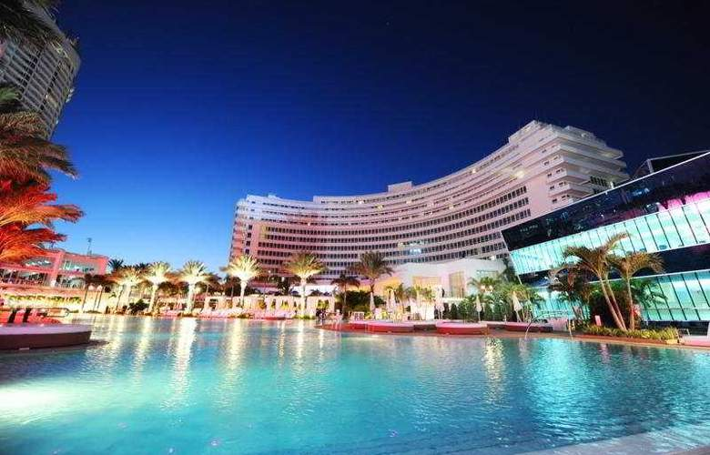 Fontainebleau Miami Beach - Pool - 8