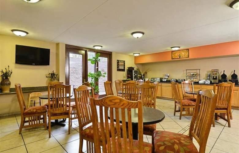 Best Western Inn of Tempe - Restaurant - 59