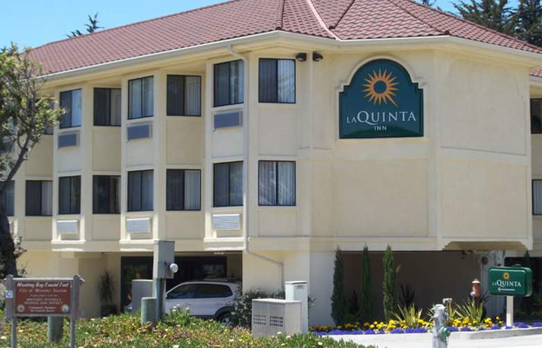 Hampton Inn Monterey - Building - 4