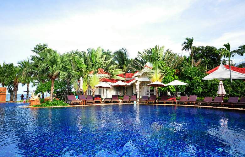 Wora Bura Resort & Spa - Pool - 11