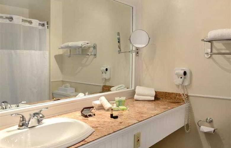 Best Western Ville-Marie Hotel & Suites - Room - 25