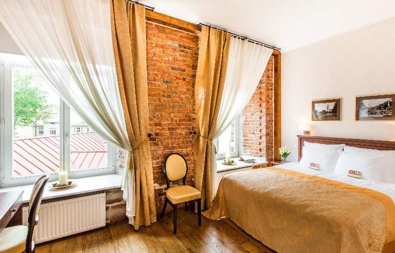 Von Stackelberg Hotel Tallinn - Room - 8