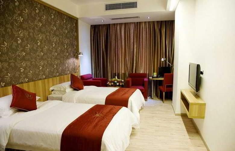 Ack Cyber Hotel Longgang - Room - 3