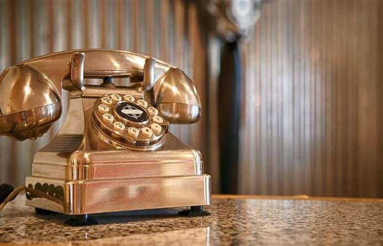 Best Western Plus Navigator Inn & Suites - General - 8
