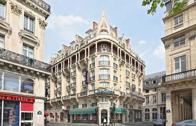 Citadines Louvre Paris - Hotel - 0
