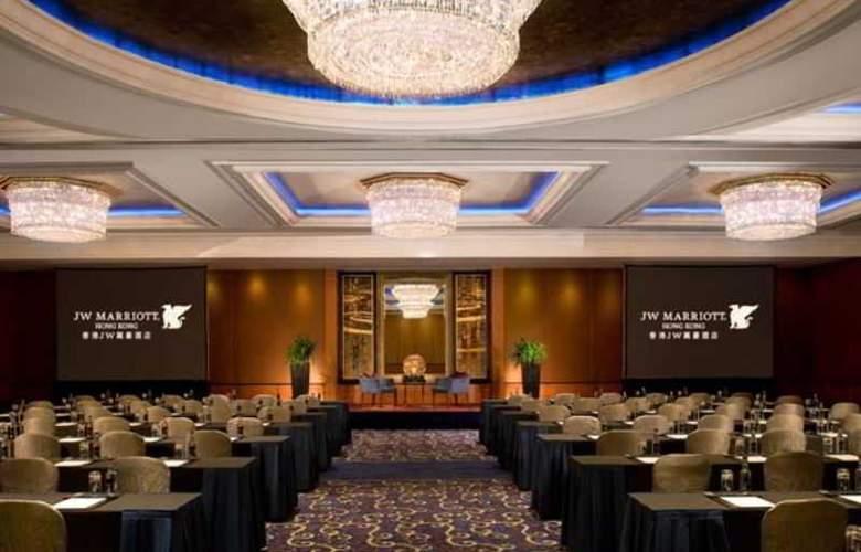 JW Marriott Hong Kong - Conference - 16